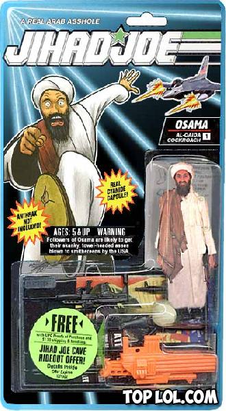 Jihadjoe (version Osama)